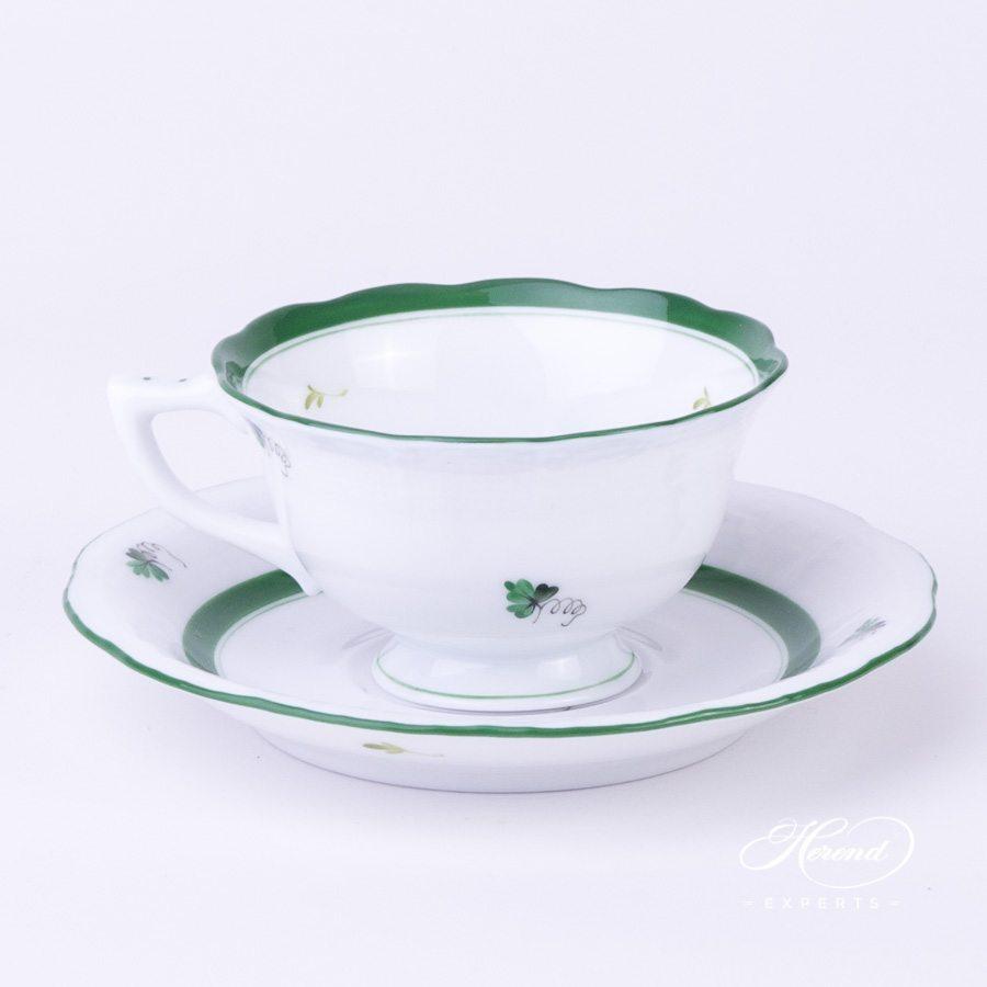 咖啡杯 – 维也纳玫瑰 / 维也纳玫瑰 – 赫伦细瓷
