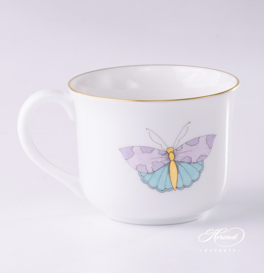 通用杯 – 皇家花园绿松石 – 赫伦细瓷