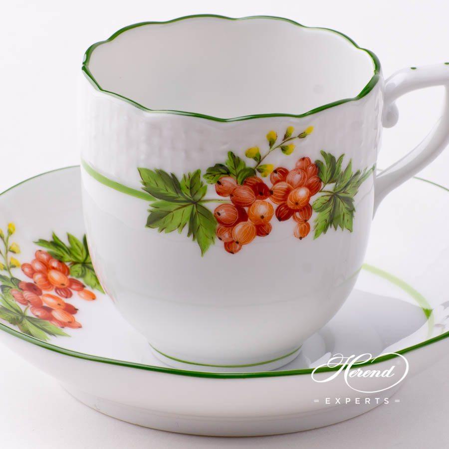 浓缩咖啡杯  浆果 – 赫伦细瓷
