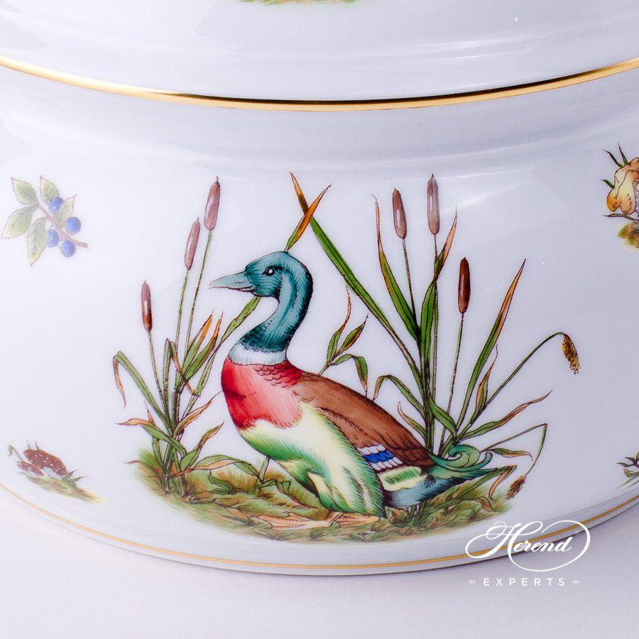 汤碗 – 狩猎系列 – 赫伦细瓷