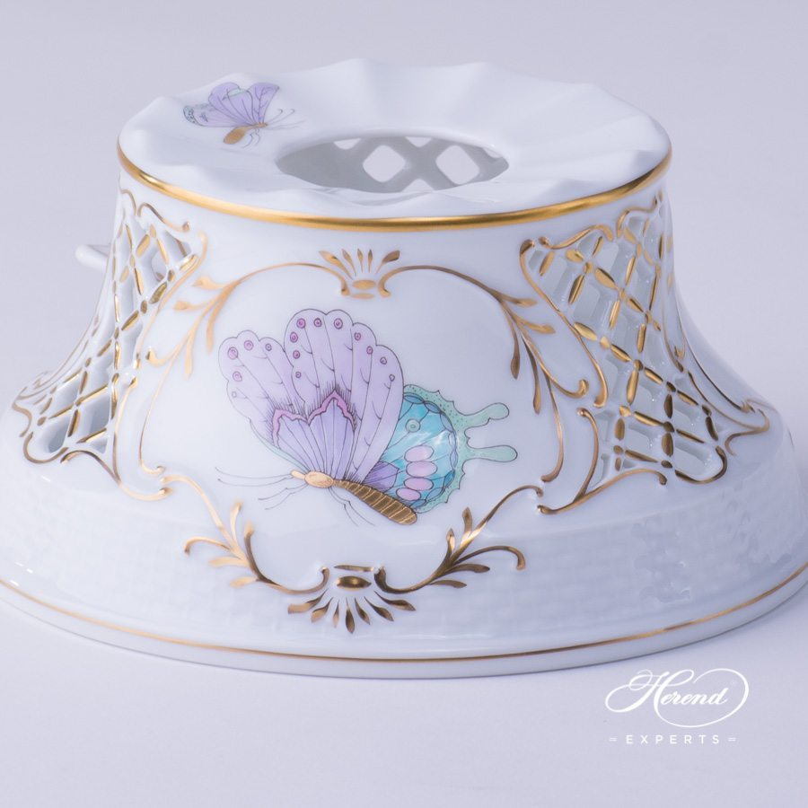 茶炉 – 皇家花园绿松石 – 赫伦细瓷