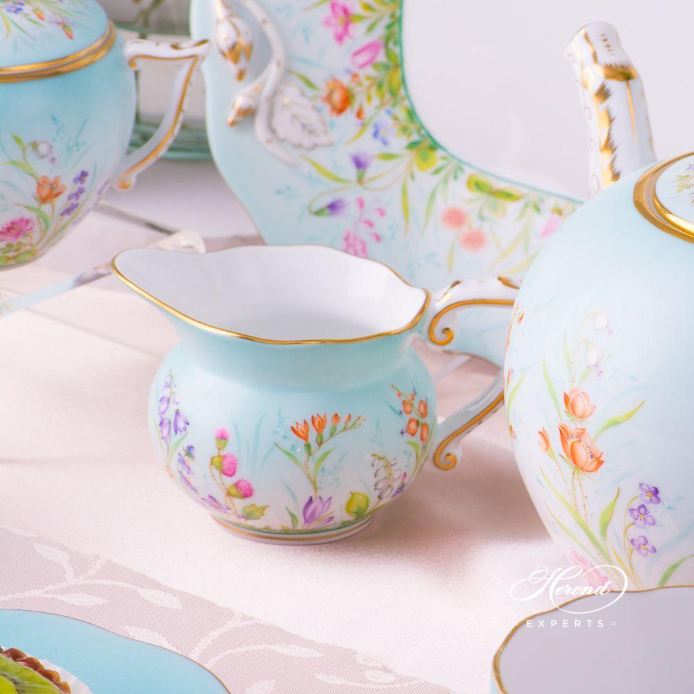 奶缸– 四季 QS – 赫伦细瓷