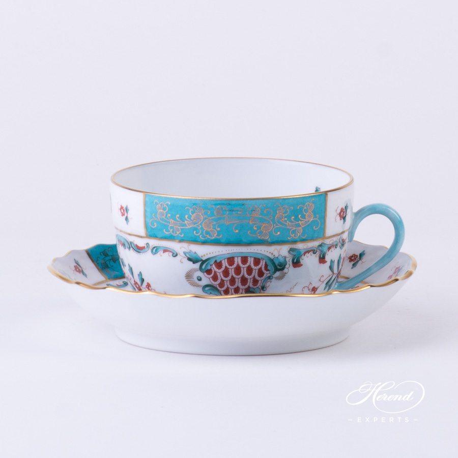 茶杯 – 经典 – 丰饶- 赫伦细瓷
