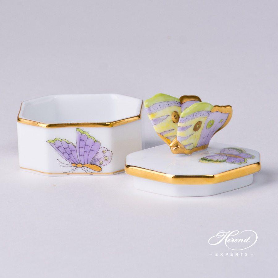 万宝盒 – 皇家花园(绿色) – 赫伦细瓷