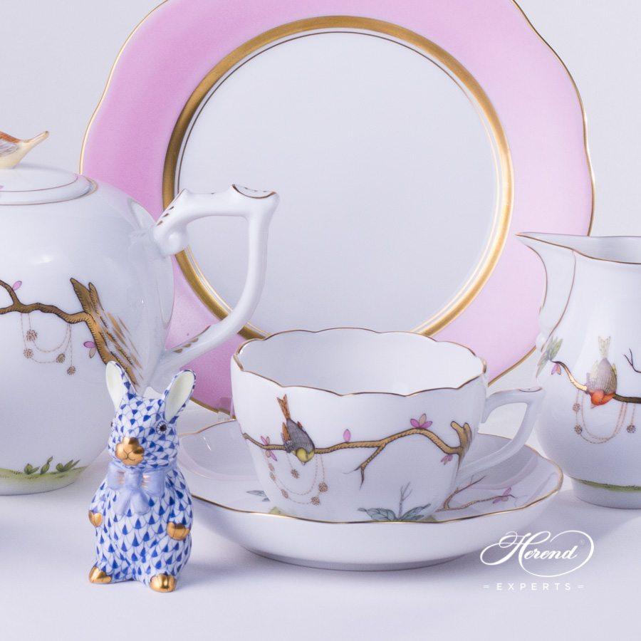 双人份茶具套装 – 梦幻花园 – 赫伦细瓷