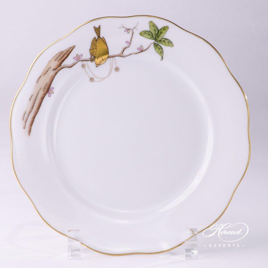 甜点盘 – 梦幻花园 – 赫伦细瓷