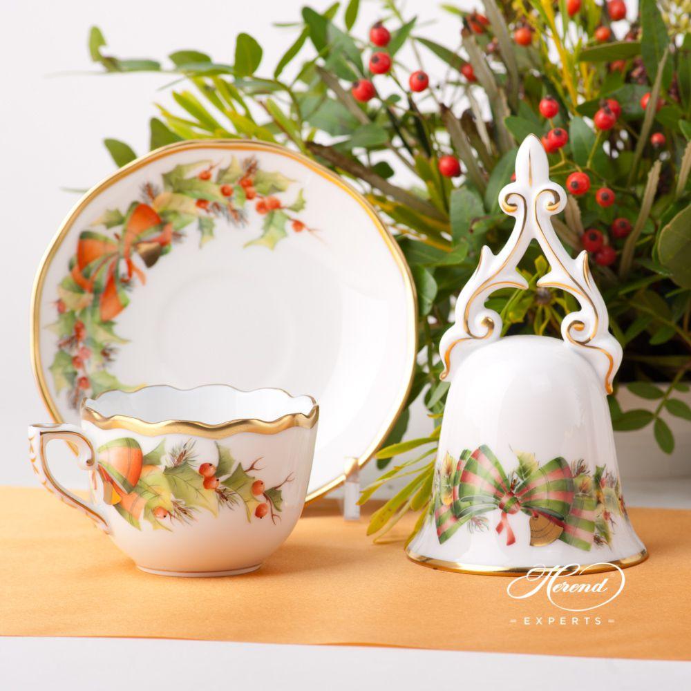 咖啡杯 – 圣诞节 – 赫伦细瓷