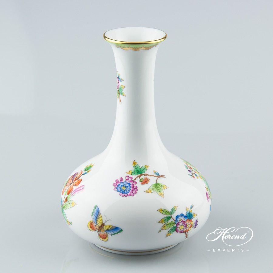 花瓶 – 维多利亚女王 – 赫伦细瓷