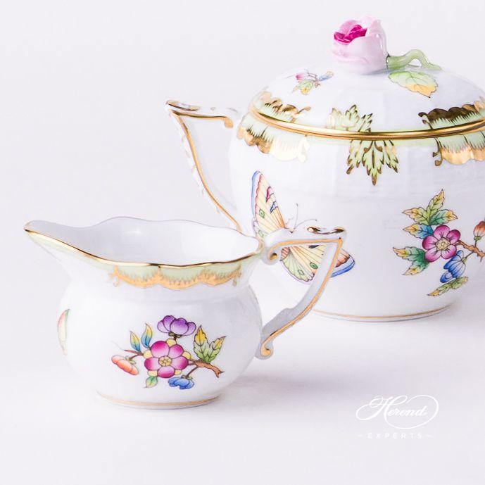 奶盅 – 维多利亚女王 – 赫伦细瓷