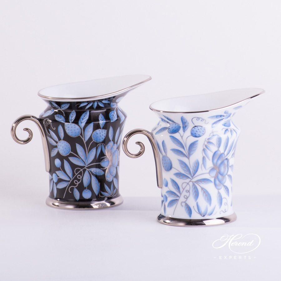 奶罐– 动物园 蓝色- 赫伦细瓷
