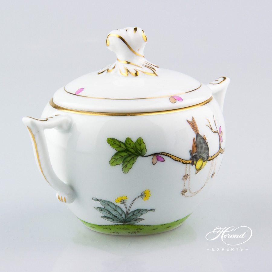 糖罐 – 梦幻花园 – 赫伦细瓷