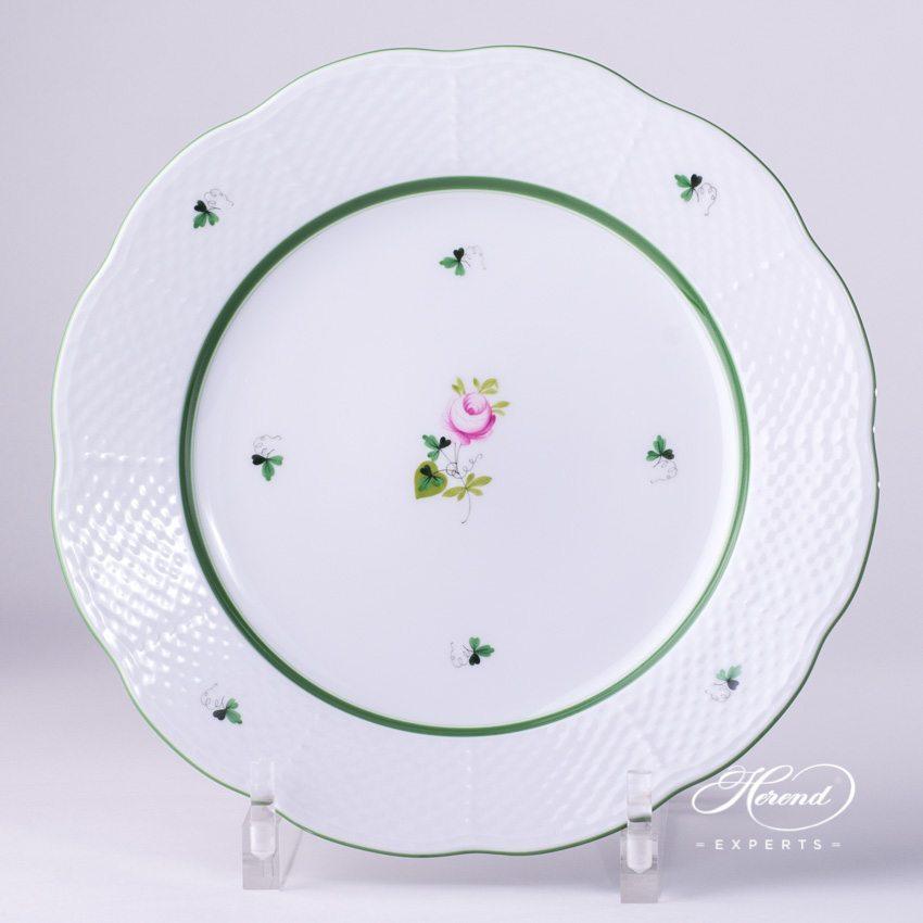 分餐盘 – 维也纳 / 维也纳玫瑰 – 赫伦细瓷