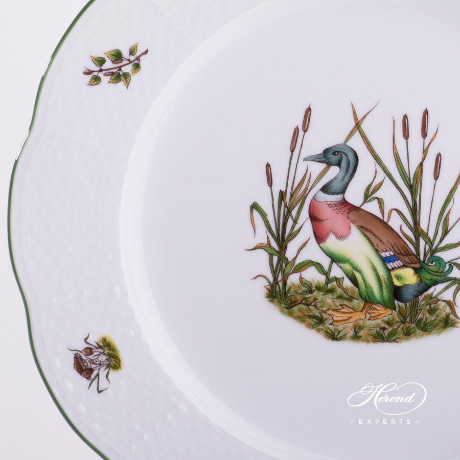 餐盘 – 狩猎系列 – 赫伦细瓷