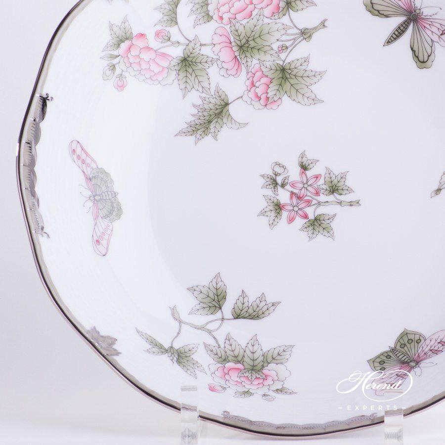 蔬菜盘 – 维多利亚女王白金款 – 赫伦细瓷