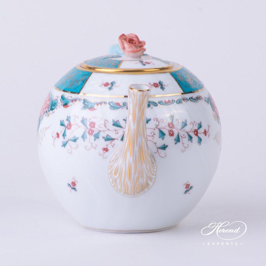 茶壶 – 丰饶 – 赫伦细瓷
