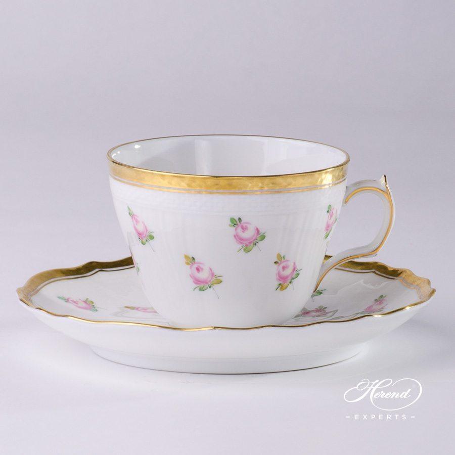 茶杯 – 小玫瑰 – 赫伦细瓷