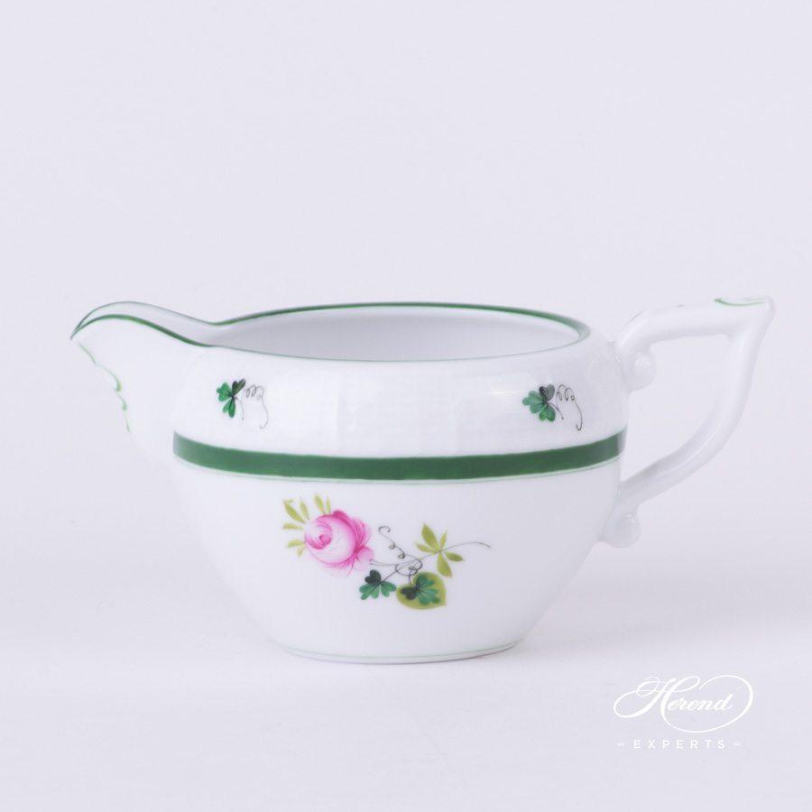 奶缸 – 维也纳 / 维也纳玫瑰 – 赫伦细瓷
