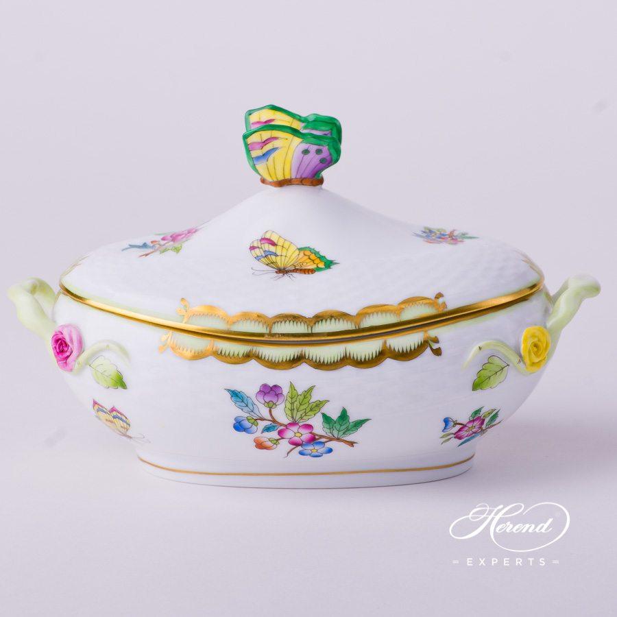糖果罐 – 维多利亚女王VBA – 赫伦细瓷