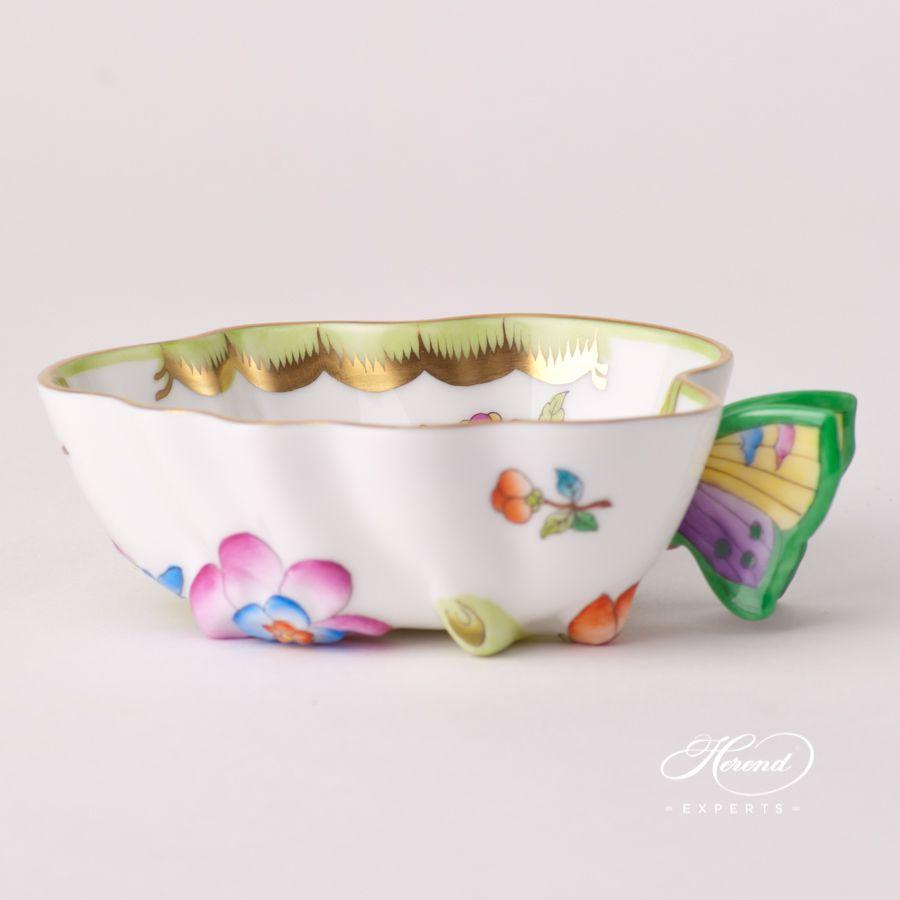 糖罐 – 维多利亚女王VBA – 赫伦细瓷