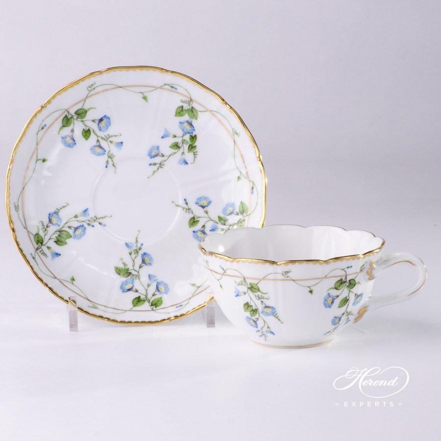 茶杯 双把手 – 尼翁- 赫伦细瓷