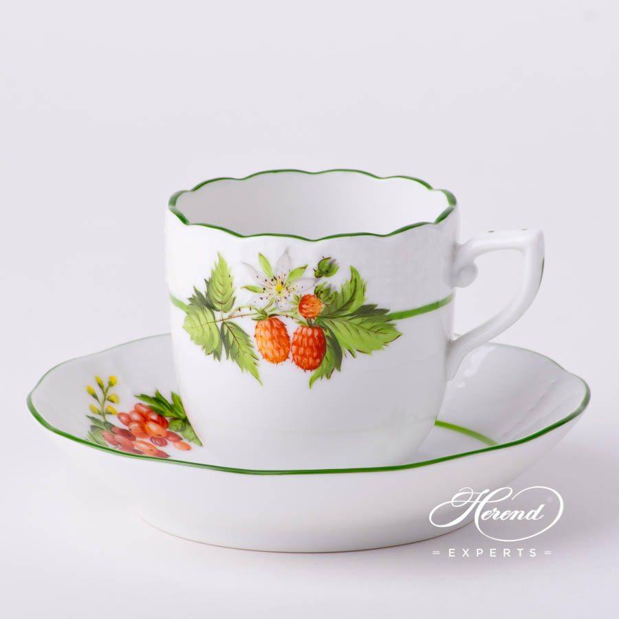 浆果摩卡杯 – 赫伦细瓷