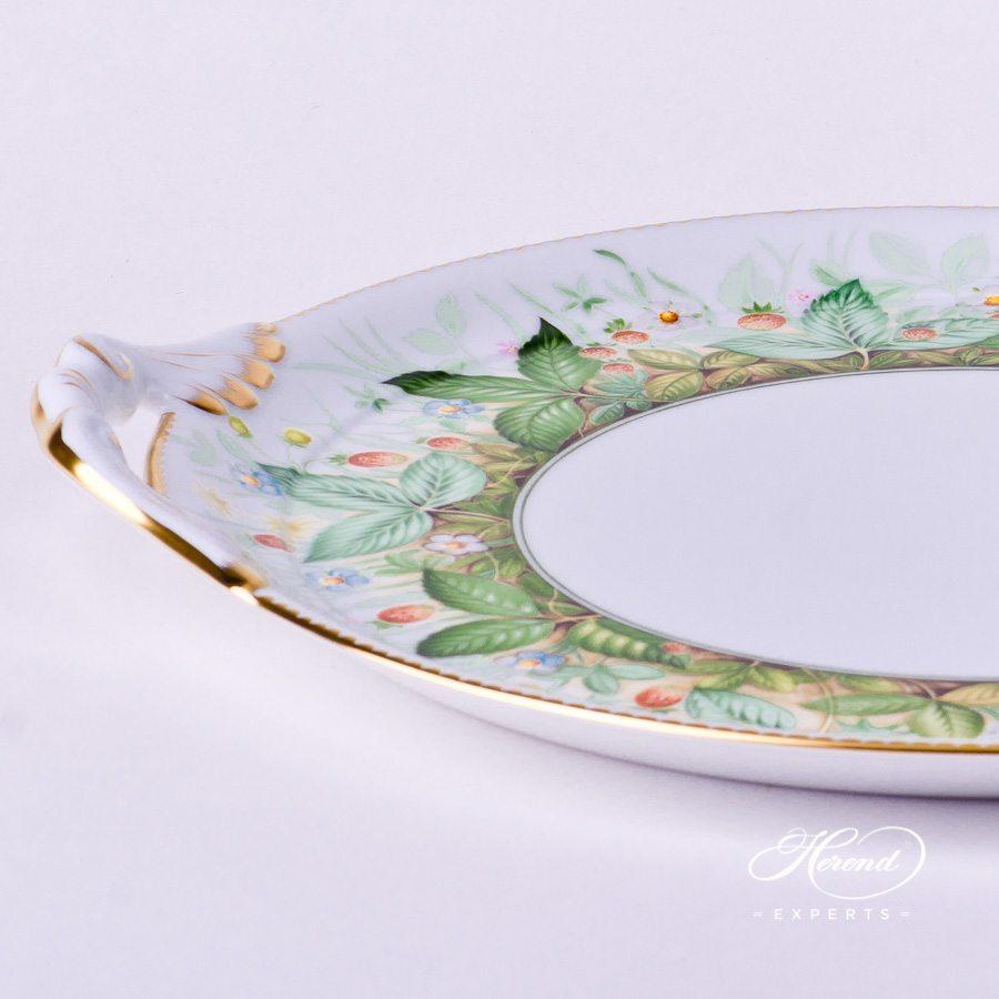 蛋糕盘 – 草莓- 赫伦细瓷