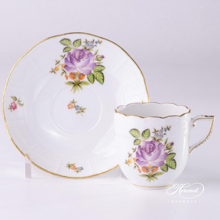 咖啡杯 – 玫瑰小花束- 赫伦细瓷