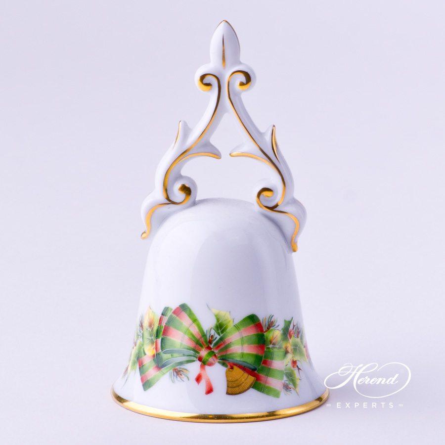 铃铛 – 圣诞节 – 赫伦细瓷