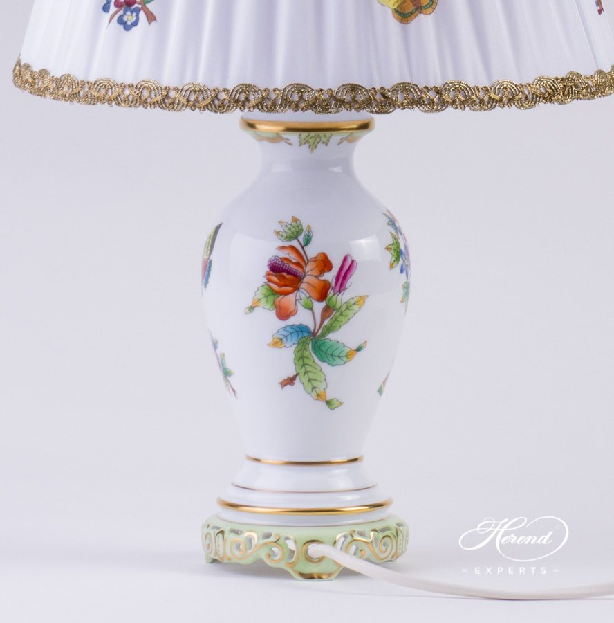 台灯 – 小号 – 维多利亚女王 – 赫伦细瓷