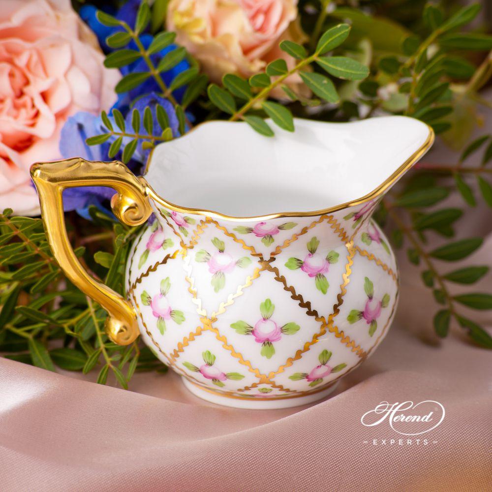 奶缸 – 赛弗勒玫瑰 – 赫伦细瓷