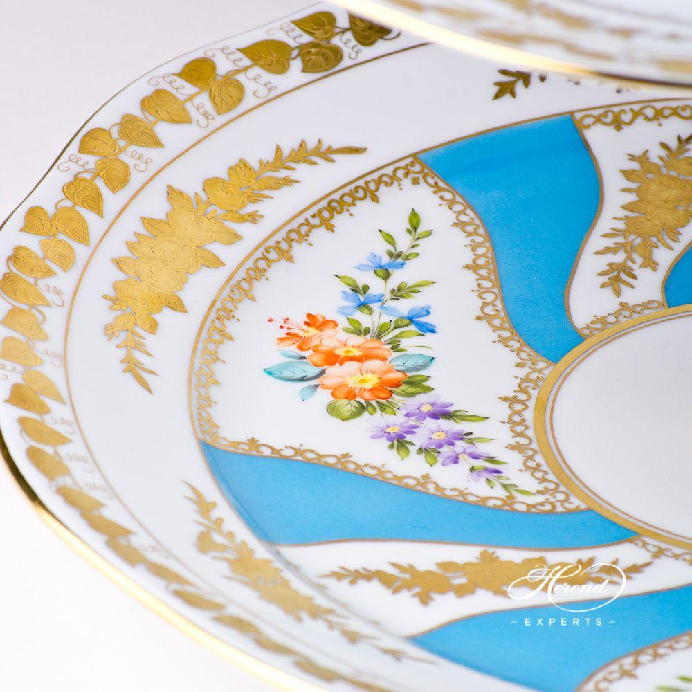 三层蛋糕架 – Colette(科莱特) – 赫伦细瓷