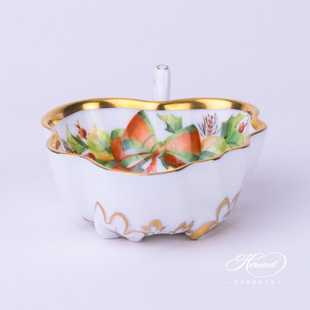 糖罐 – 圣诞节系列- 赫伦细瓷