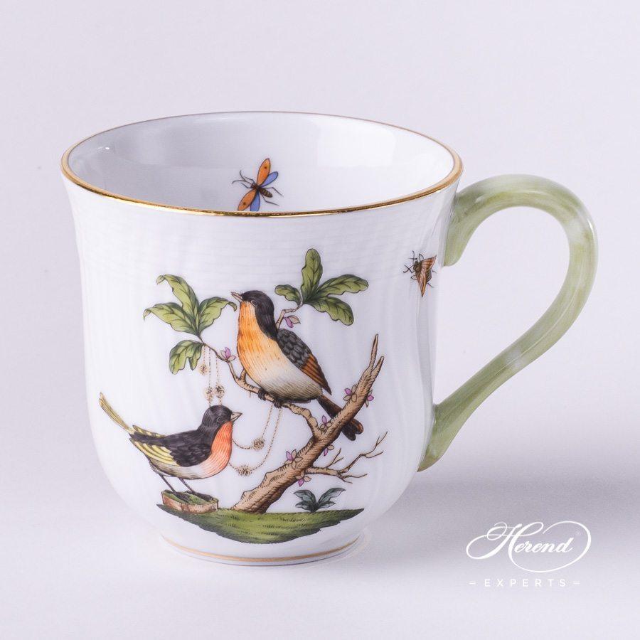 通用杯 – 罗丝柴尔德鸟 – 赫伦细瓷