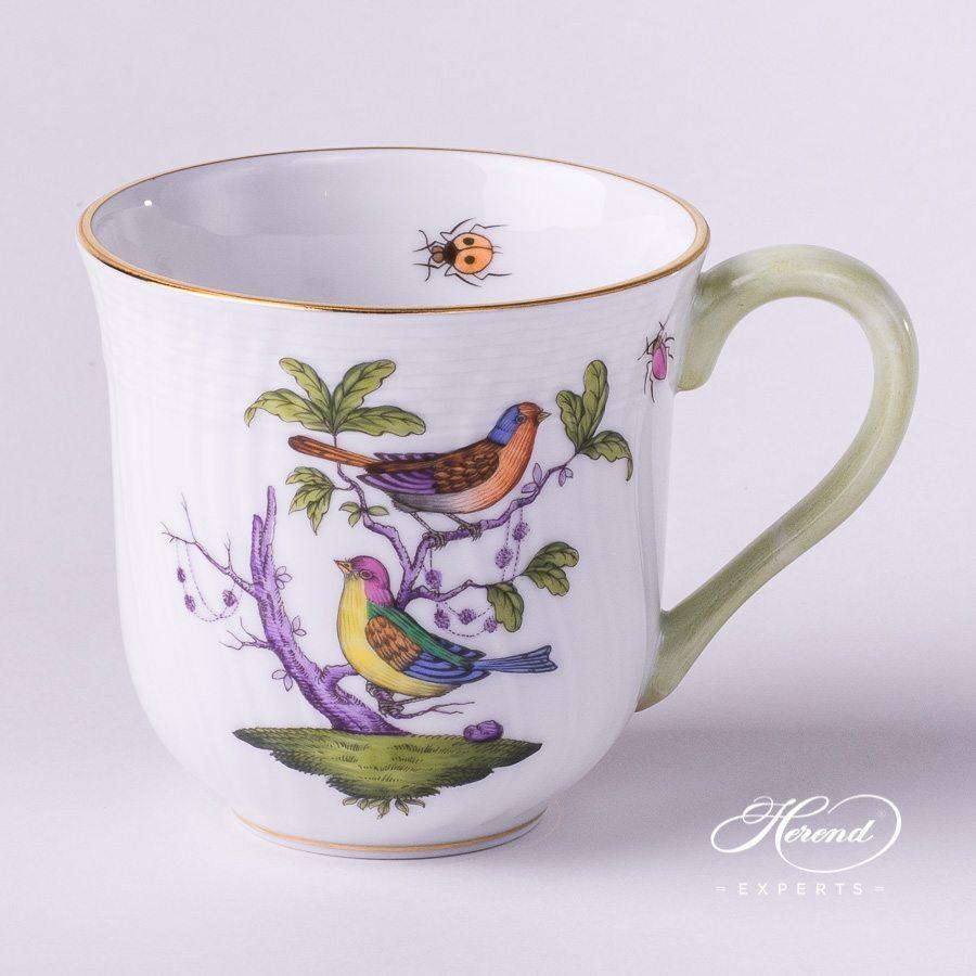 通用杯 – 罗丝柴尔德鸟 多色 – 赫伦细瓷