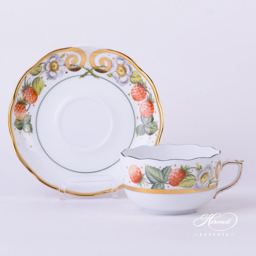 茶杯 – 水果嘉年华- 赫伦细瓷