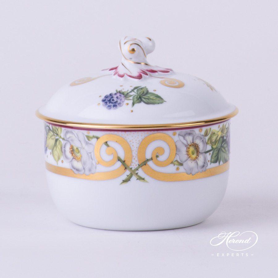 糖罐 – 水果嘉年华 – 赫伦细瓷