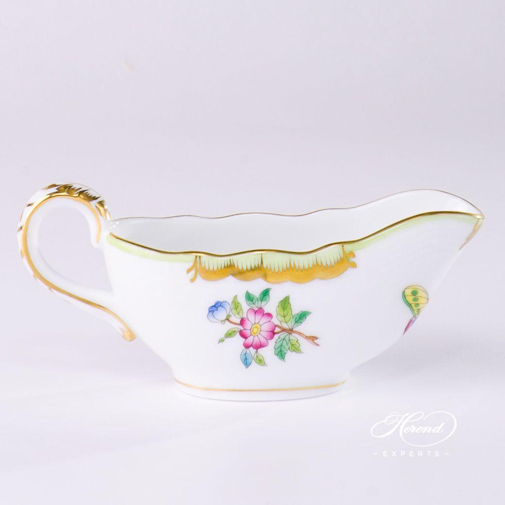 船型酱料碗 – 维多利亚女王VBA – 赫伦细瓷