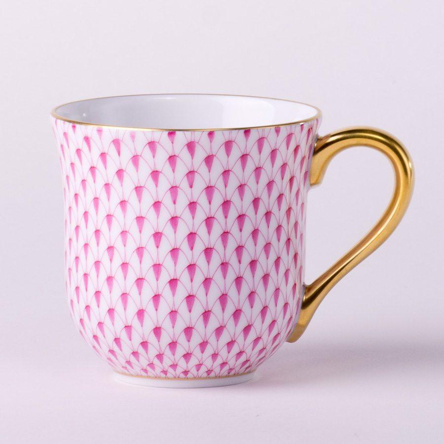 通用杯 – 紫色鱼鳞 – 赫伦细瓷