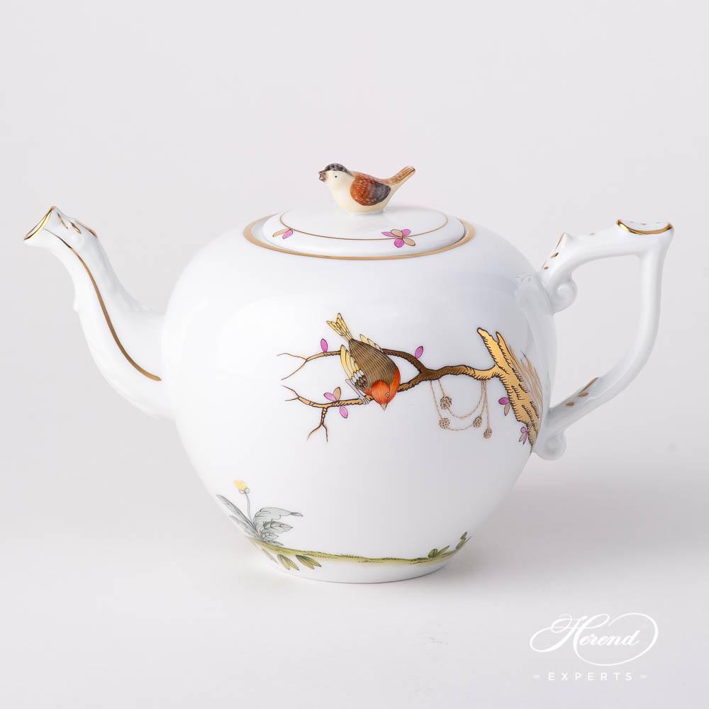 茶壶 – 梦幻花园 – 赫伦细瓷