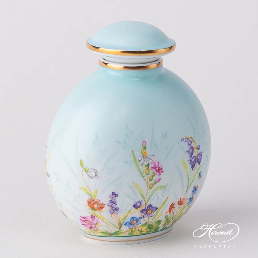瓶 – 四季QS – 赫伦细瓷
