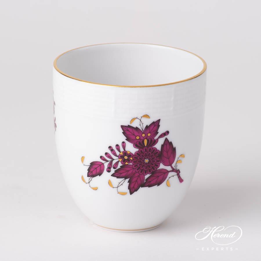咖啡杯 / 咖啡小盏 – 赫伦中国花束/阿波尼勃艮第色 – 赫伦细瓷